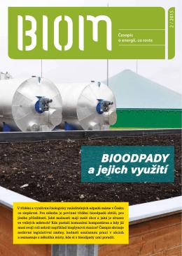 Bioodpady a jejich využití