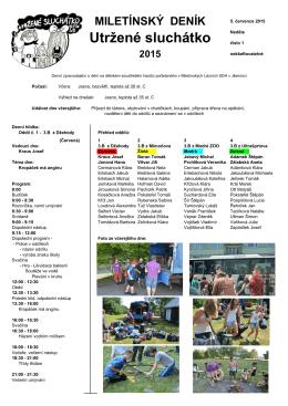Nedělní táborové noviny (5.7.2015)