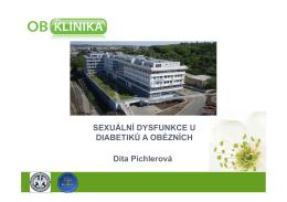 Pichlerová, D., Herlesová, J.: Erektilní dysfunkce u