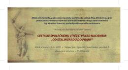 Mastalka - pozvanka DL