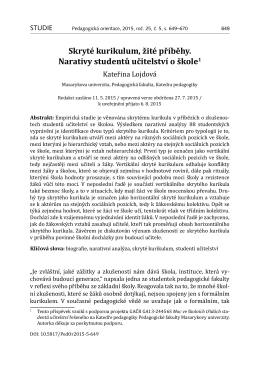 Pedagogicka orientace 5_2015 po autorskych kor