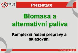 Prezentace firmy - SIMO-CZ