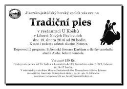v restauraci U Košků - Jizersko