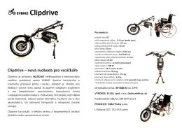 Prospekt Clipdrive
