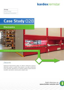 Case Study - Kardex Remstar