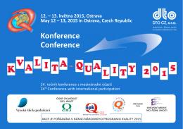 Pozvánka na konferenci ke stažení (ve formátu PDF)