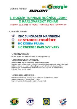 ZDE - HC Stadion Litoměřice