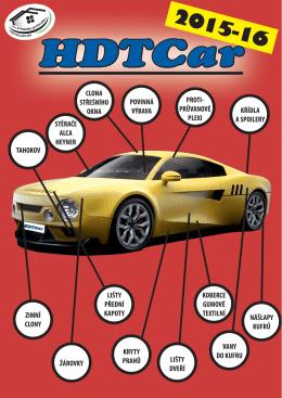 Katalog 2015 - HDT Car sro