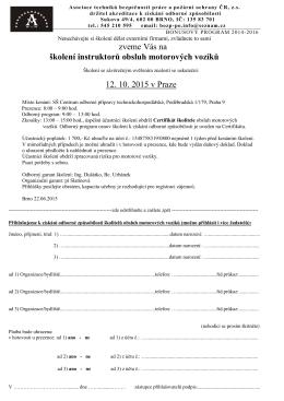 Asociace techniků bezpečnosti práce a požární ochrany ČR