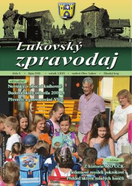 Novinky v obecní knihovně Budova školy oslavila 200 let