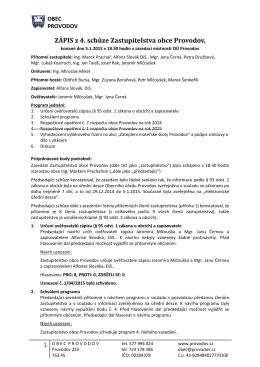 Zápis z 04_ schůze OZ