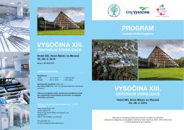Akce-02-07-Vysočina XIII-Program CS Vysočina FINAL_23032015