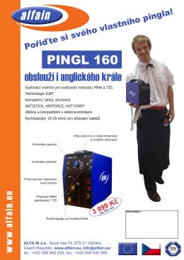 PINGL 160