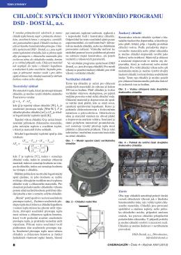 Chemagazín 04/2012 - Chladiče sypkých hmot - DSD