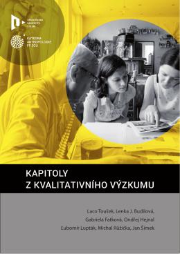 kapitoly z kvalitativního výzkumu