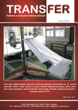 Výzkum a vývoj pro letecký průmysl