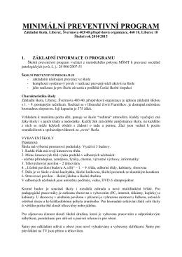 Stáhnout - 12. Základní škola Švermova