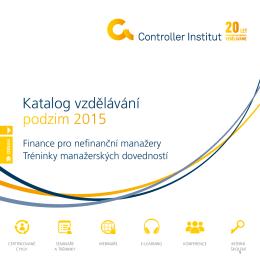Katalog management - Controller Institut