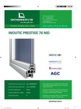 INOUTIC Prestige 76 MD.indd