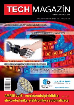 TM 03/2015 - TechMagazín