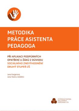 PDF verze - Systémová podpora inkluzivního vzdělávání v ČR