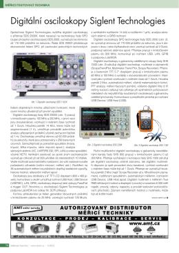 ST1112 - AMT měřicí technika, spol. s r.o.