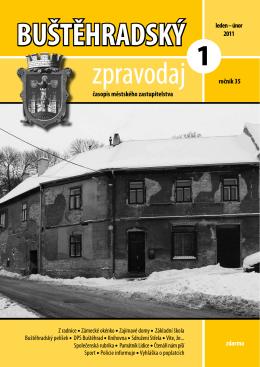 Buštěhradský zpravodaj č. 1/2011