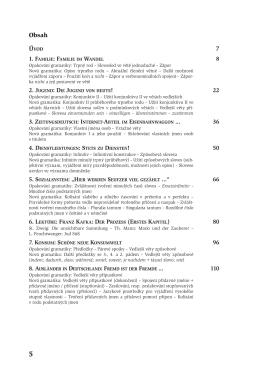 Obsah 7 - Polyglot