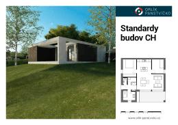 Standardy budov CH