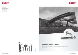 Ceník pro střechy a pláště
