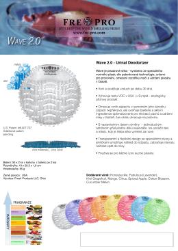 Katalog FRE-PRO Wave 2.0