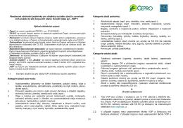 Příloha č. 2 - VOP suché zboží 2015
