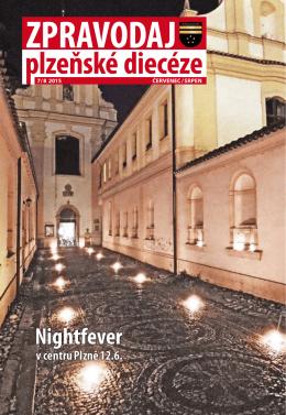 ČERVENEc / sRpEN - Plzeňská diecéze