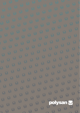 Katalog POLYSAN 2015-2016