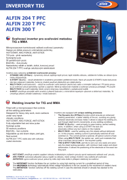 Alfin 220 T PFC