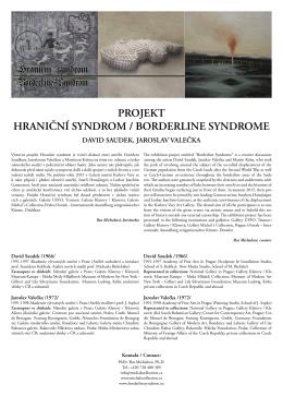 Hranicni syndrom_ info