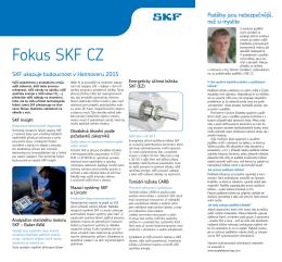 Fokus SKF CZ