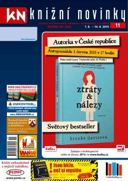 Knižní novinky č. 11/2015 - Svaz českých knihkupců a nakladatelů