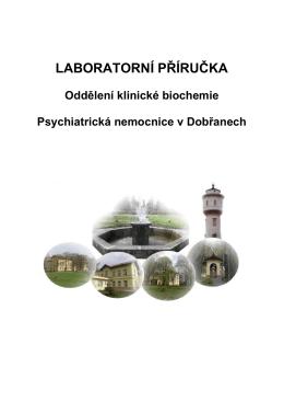 Název dokumentu - Psychiatrická nemocnice v Dobřanech
