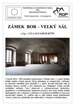 Zamek-bor-infocedule