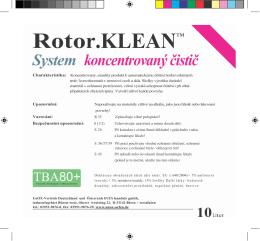 Rotor.KLEAN™