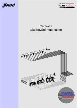 Centrální zásobování materiálem