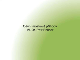 MUDr. Petr Polidar - Open Medical Club