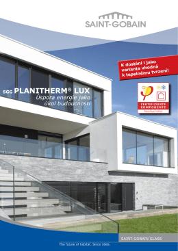 SGG PLANITHERM® LUX - eMemento - Saint