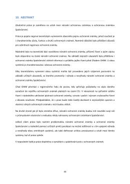 10. ABSTRAKT - Úřad průmyslového vlastnictví