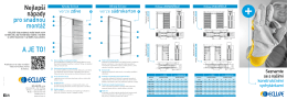 katalog Eclisse - Dveře a podlahy Woodcote