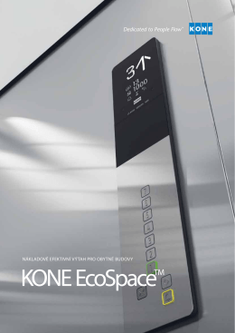 KONE EcoSpace