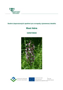 Kozí hůra - Regionální pracoviště Střední Čechy