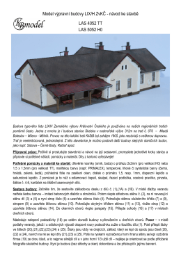 Návod ke stavbě v PDF