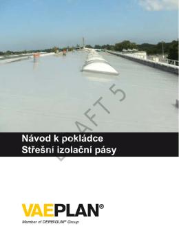 DRAFT 5 - VAE střechy
